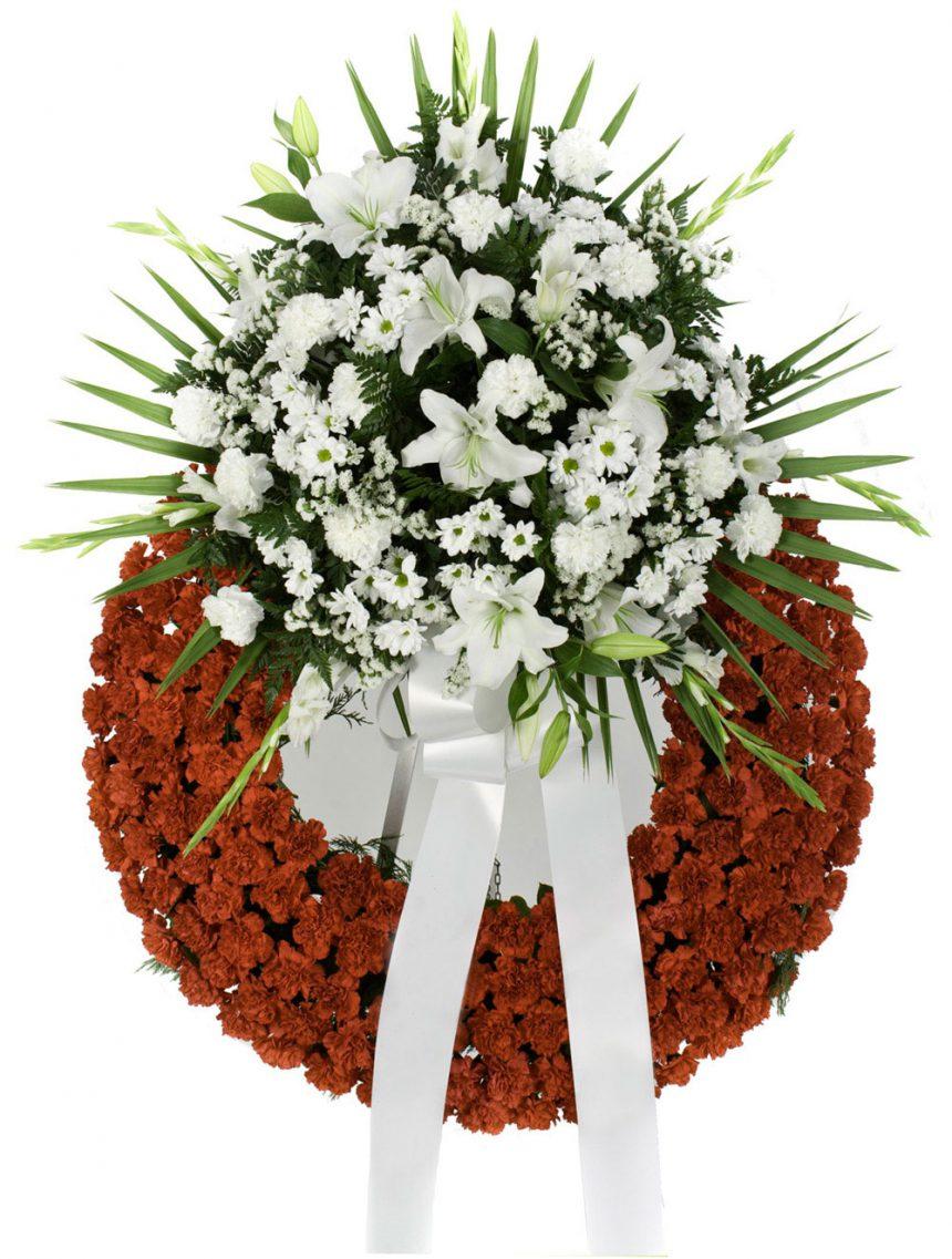 Imagen - Corona de gladiolos