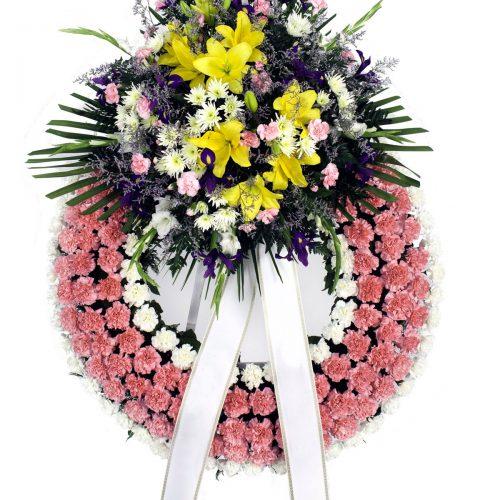 Imagen - Corona de lilium