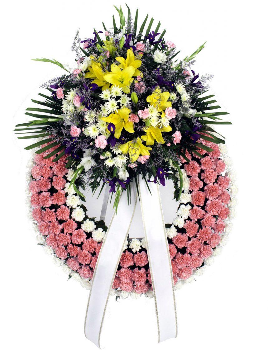 Imagen - Corona Lilium