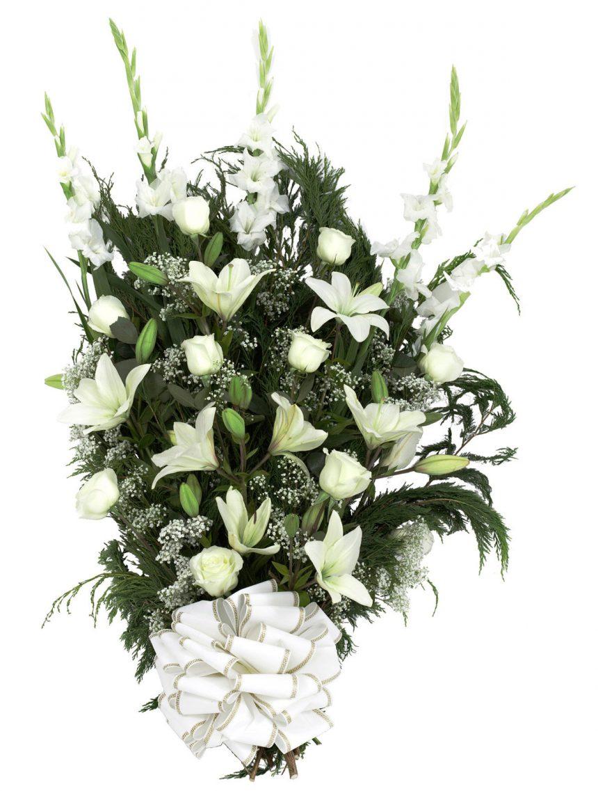 Imagen - Ramo de lilium y rosas