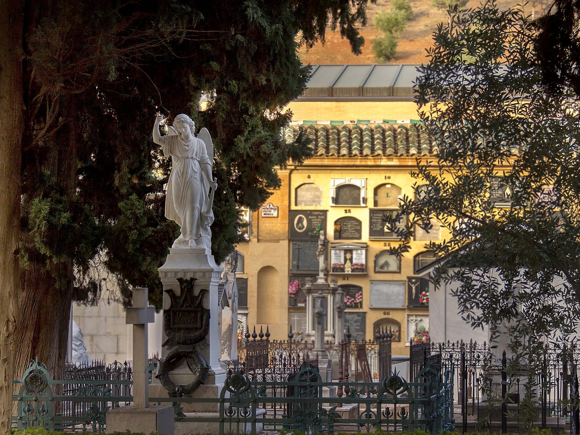 Imagen - I Concurso de cementerios de España